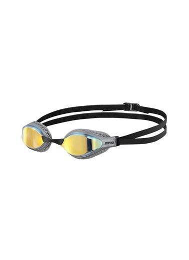 Arena Air-Speed Mirror Unisex Beyaz Yüzücü Gözlüğü 003151102 Beyaz